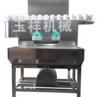 回转式电动冲刷瓶一体机(洗瓶机,刷瓶机,冲瓶机)
